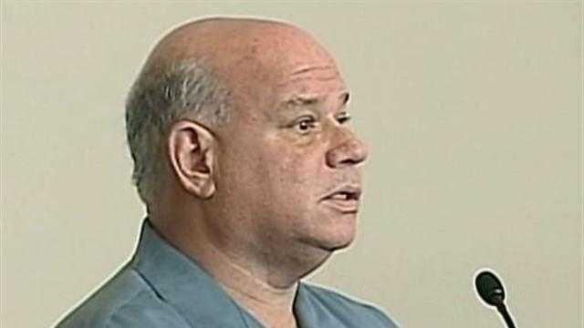 Frank Basile arraignment