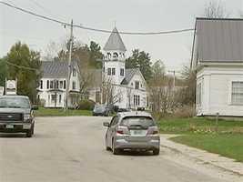Next stop, rural Greensboro, Vermont, in the Northwest Kingdom.