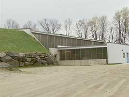 After a few years, the Kehlers, boldly carved out 22,000 square feet of underground vaults.