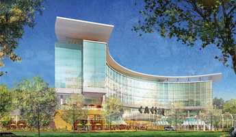 Suffolk Downs has unveiled its plans for a resort-style casino and hotel at the track.