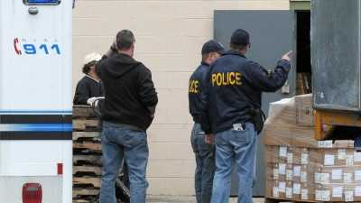 An Attleboro tobacco shop is raided by police