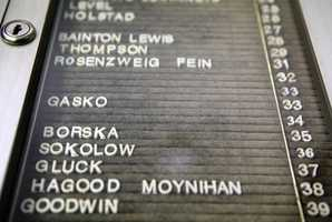 The directory lists Gasko as among the tenants in the building.