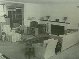 Cole Porter's work studio was located in the main house.