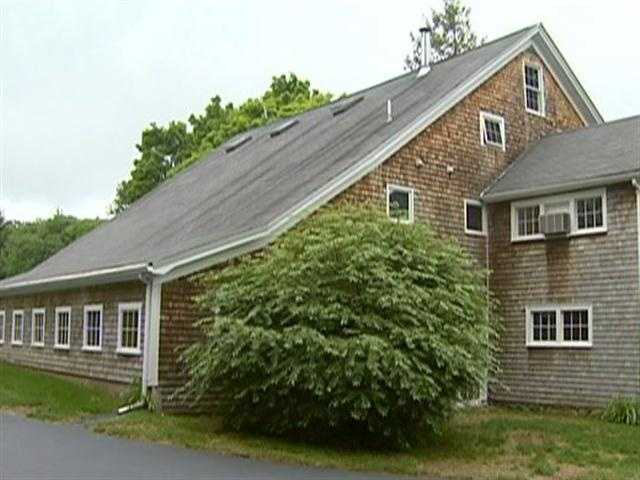 Ruth, was a gentleman farmer. This was his 5,000 square foot barn.