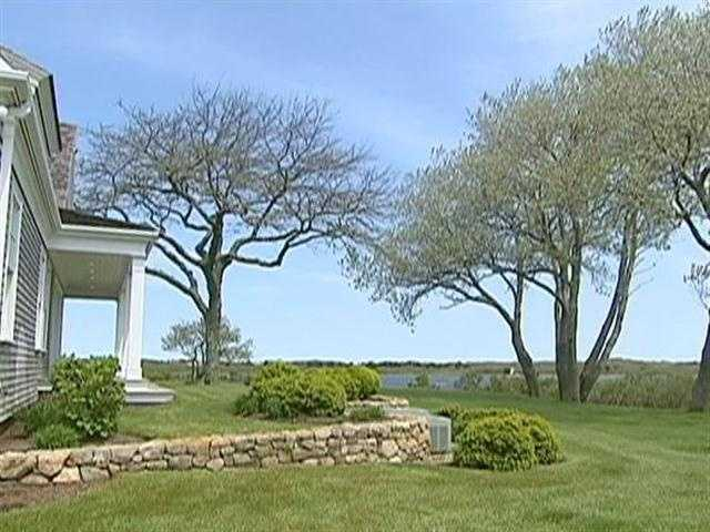 No other site on Nantucket has 68 acres of waterfront.