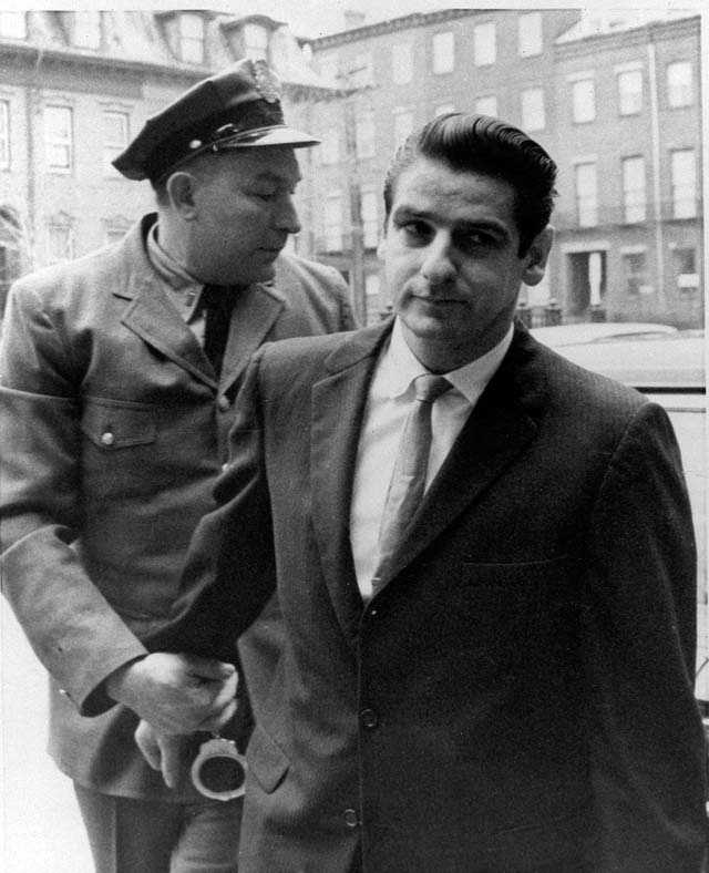 DeSalvo was not initially suspected of being involved with the stranglings.