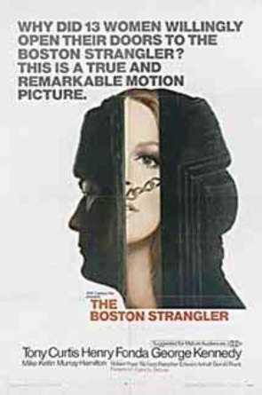 The 1968 film The Boston Strangler starred Tony Curtis as Albert DeSalvo.