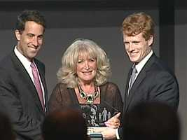 In 2012, Susan was presented the Embracing The Legacy (of Robert F. Kennedy) award at the Kennedy Library in recognition of her work in protecting children.