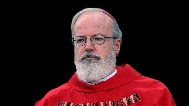 Boston Archbishop Sean Patrick O'Malley