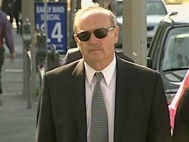 DiMasi was sentenced to eight years in federal prison.