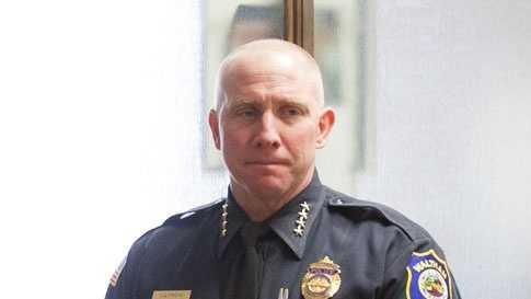 Waltham Police Chief Thomas LaCroix