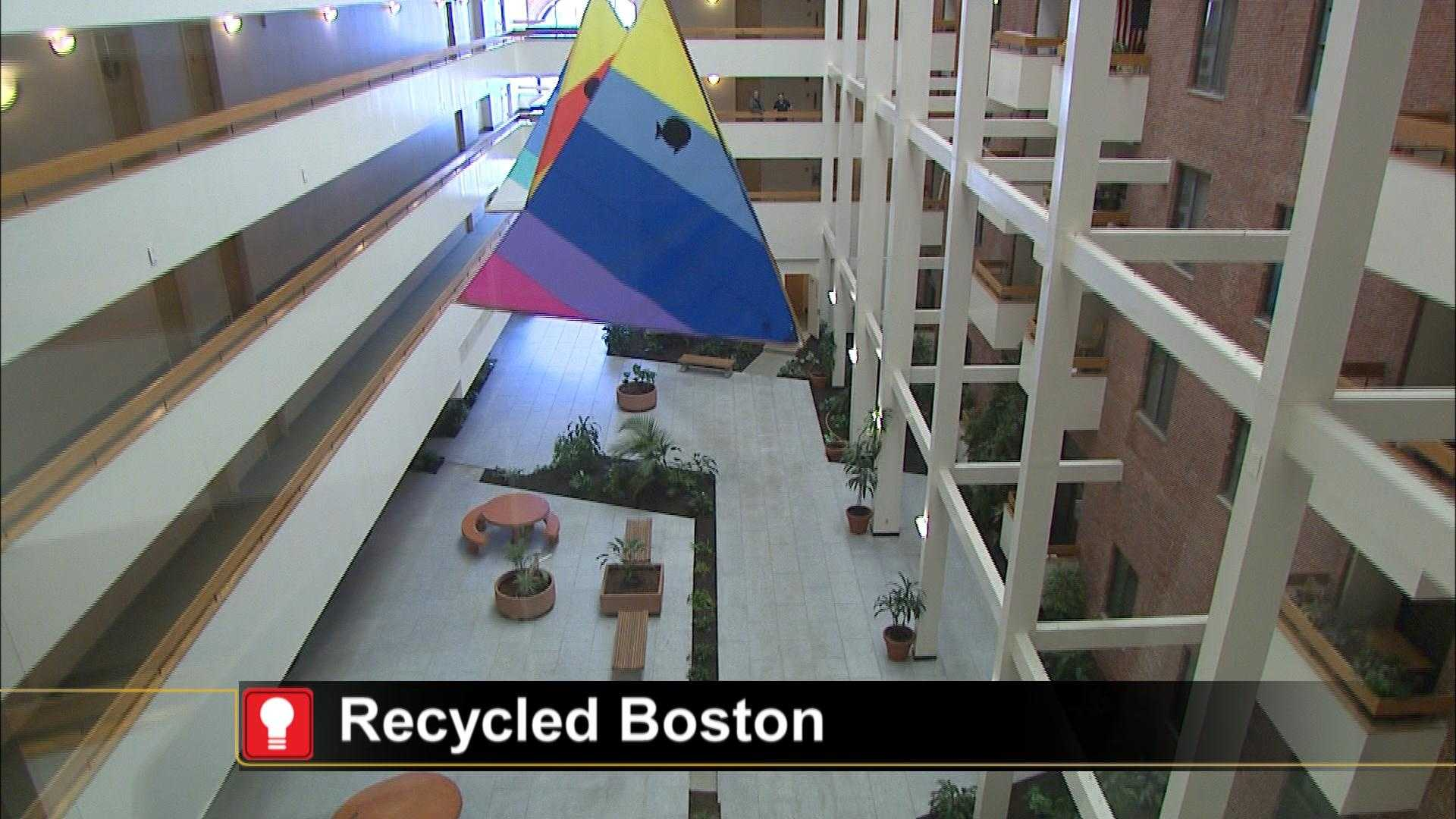 Recycled Boston