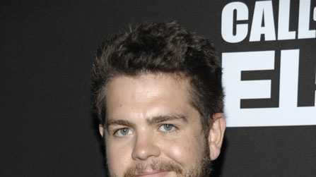 Jack Osbourne in Los Angeles on Saturday, Sept. 3, 2011.