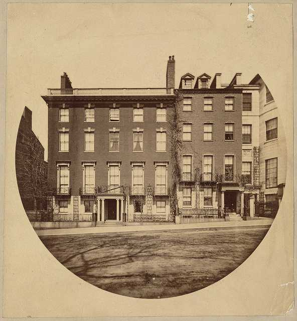 Take a look at Beacon Hill now and then.