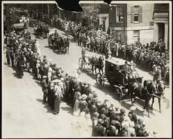 Old Boston Celebration parade, 1920's.