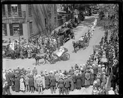 Old Boston celebration, 1924.