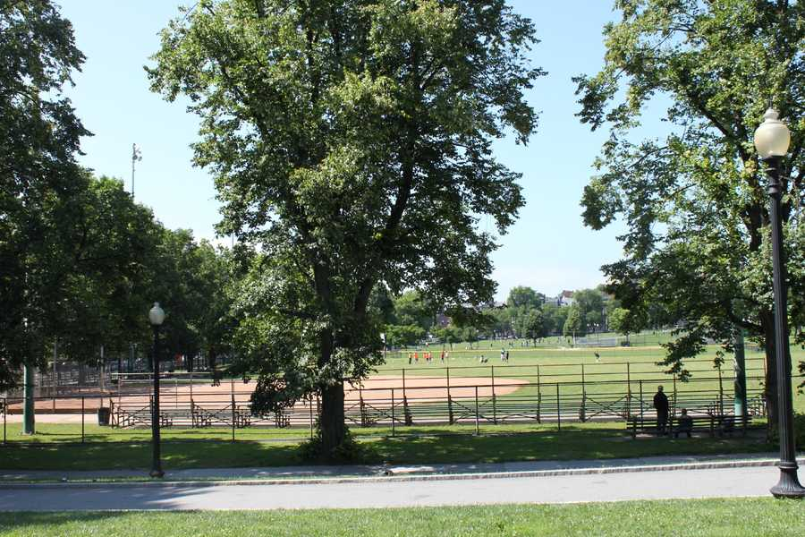 The Common was declared a U.S. National Historic Landmark in 1987.