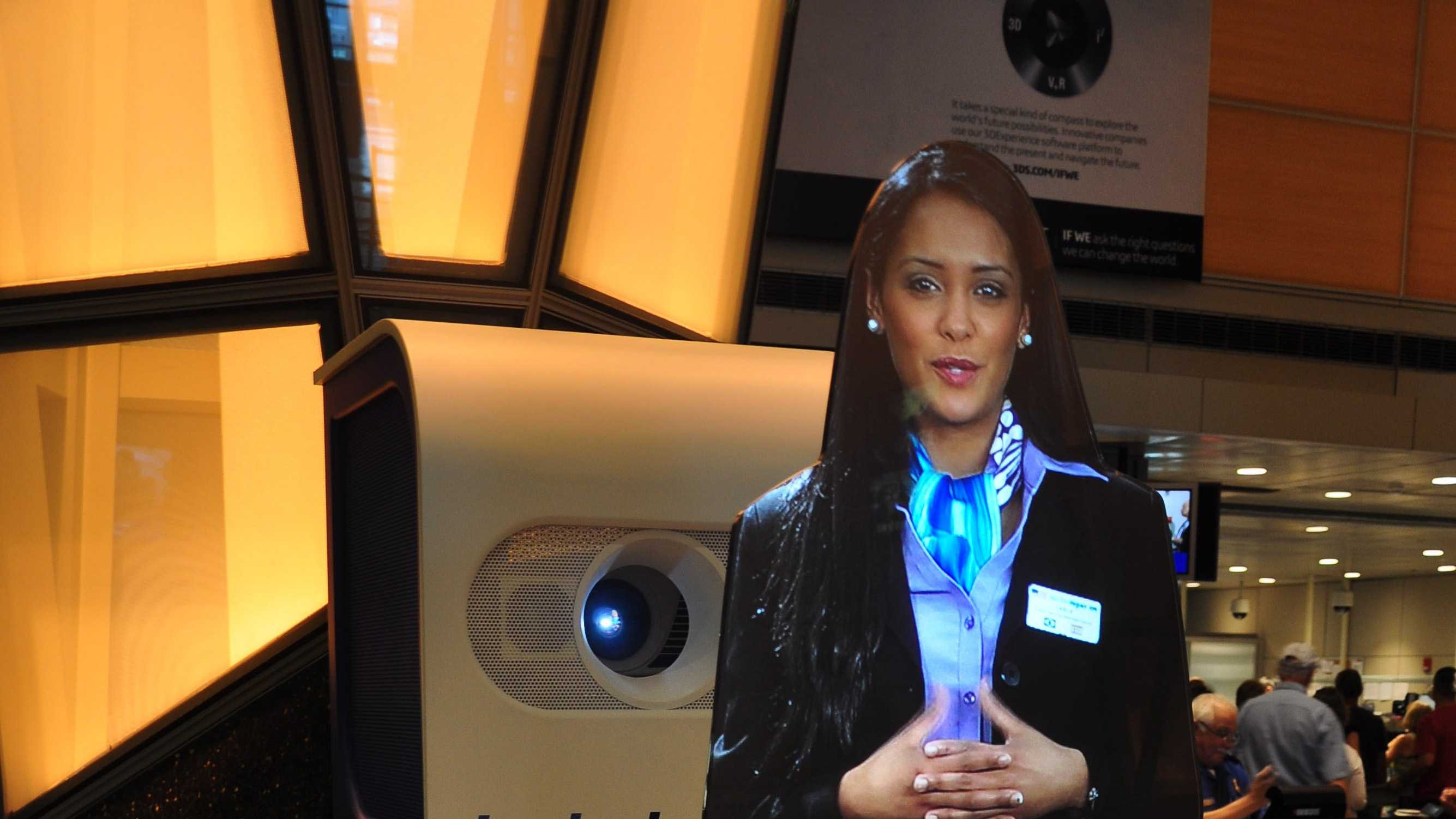 Logan introduces virtual ambassador