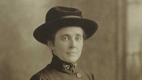 Nurse Mary Rebecca McIntyre