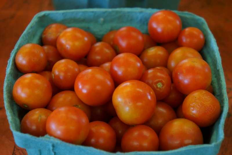 Mood-Boosting Food #9: Cherry Tomatoes