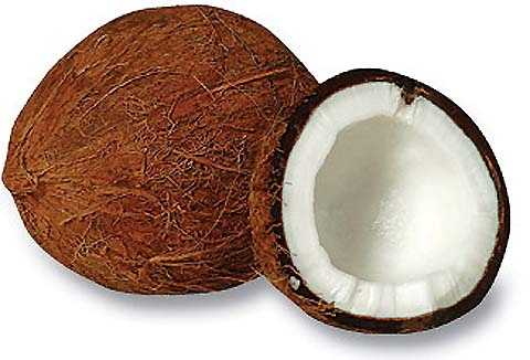 Coconut is chock-full of medium-chain triglycerides, fats that keep your brain healthy and fuel better moods.