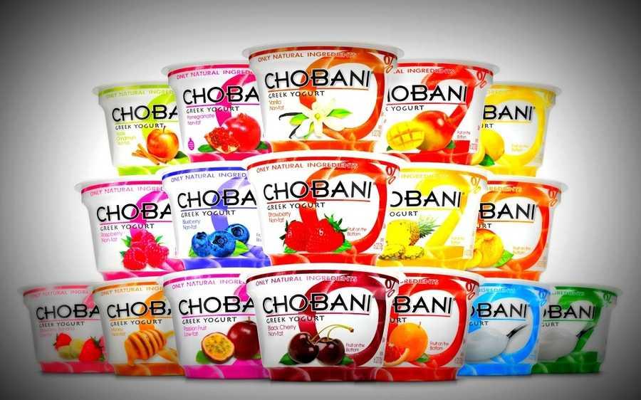 Mood-Boosting Food #6: Greek Yogurt