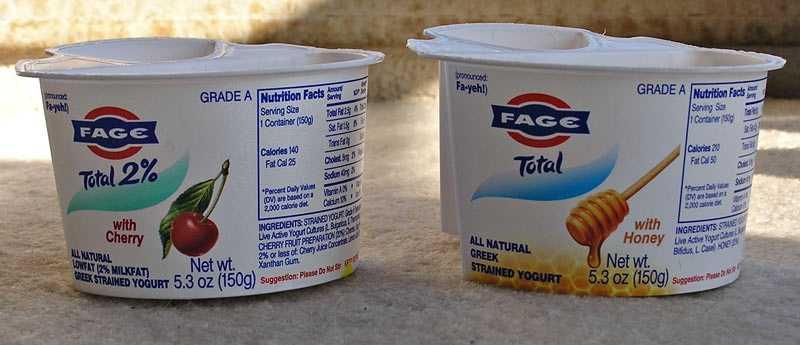 Greek yogurt also contains more protein than regular yogurt, making it a terrific stay-slim snack.