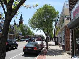 #67 Walpole. The average property tax on a home in 2010 was $5,740