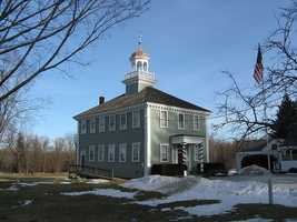 #45 Westford. The average property tax on a home in 2010 was $6,901