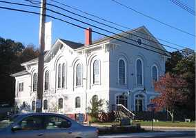 #44 Holliston. The average property tax on a home in 2010 was $6,916