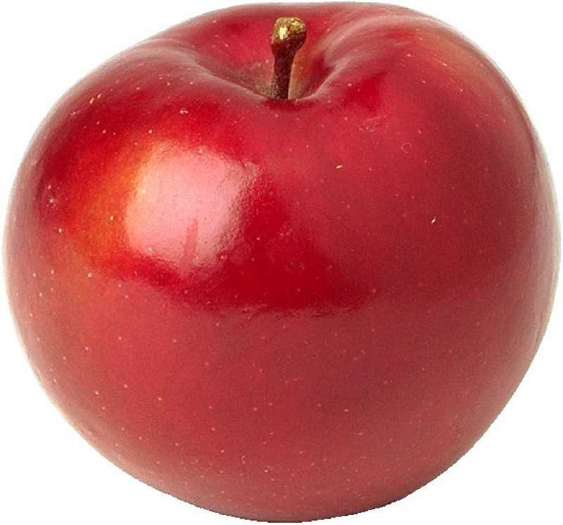 Those foods should be swapped out for healthier fare with less sugar and starch. An apple is one such example.