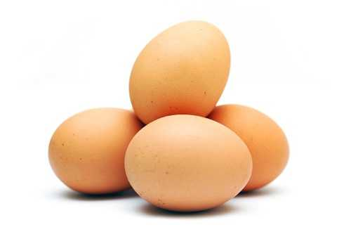 Eggs are high in protein and low in saturated fat, making them an excellent addition to any diet.