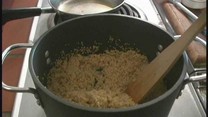 Despite being around for centuries, quinoa, which is rich in protein and fiber, is the hottest super-food on the market.