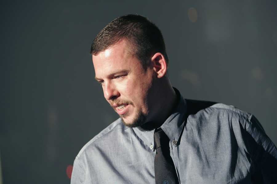 Alexander McQueen was a British fashion designer whose achievements in fashion earned him four British Designer of the Year awards. He committed suicide by hanging. (17 March 1969 – 11 February 2010)