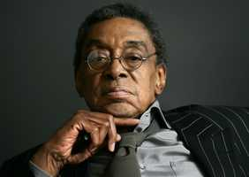 """Don Cornelius was best known as the creator and host of the nationally syndicated dance/music show """"Soul Train."""" He died from a self-inflicted gunshot wound to the head. (September 27, 1936 – February 1, 2012)"""