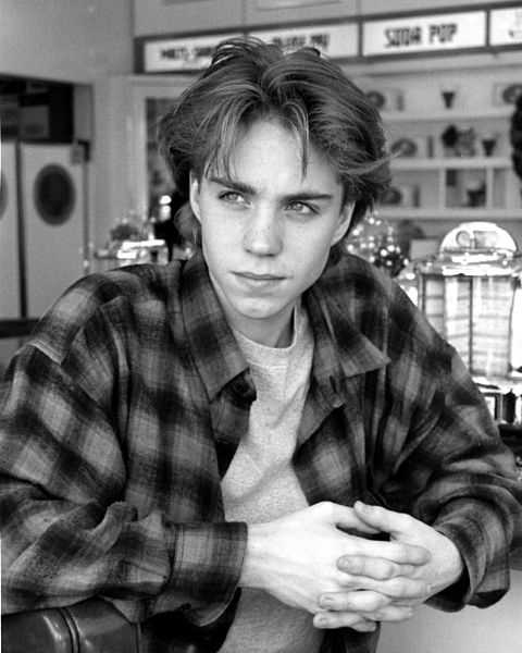 Jonathan Brandis was an actor who began his career as a child model. His best known role was Lucas Wolenczak on the NBC series seaQuest DSV. He died by hanging himself. (April 13, 1976 – November 12, 2003)