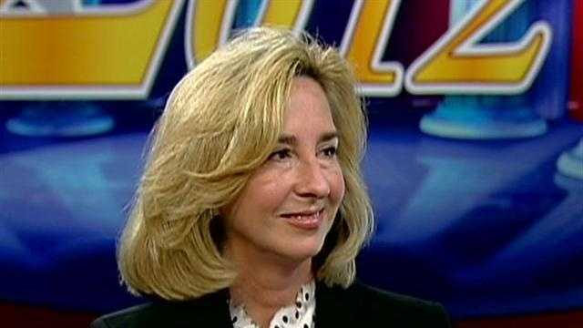On The Record: Kerry Healey Segment 1