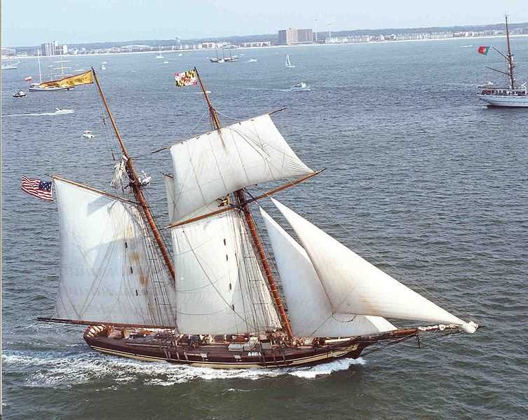 The Pride of Baltimore's mission is to educate the public on Maryland's maritime history, tradition and commerce opportunities.