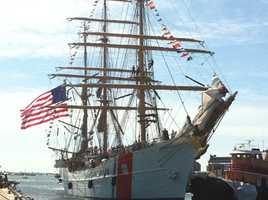 The U.S.S. Eagle