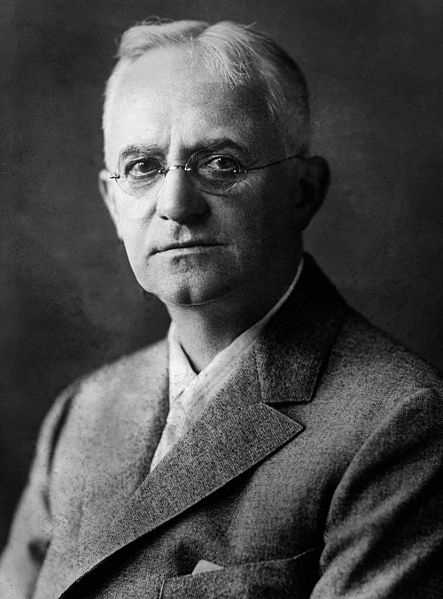 """George Eastman founded the Eastman Kodak Company and brought photography to everyone by inventing roll film. Eastman committed suicide by shooting himself, leaving a note which read, """"To my friends: my work is done. Why wait?""""(July 12, 1854 – March 14, 1932)"""