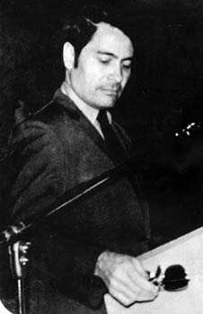 Jim Jones was the founder of the Peoples Temple and led 909 men, women and children in a mass suicide in Jonestown, Guyana. Over 200 children were murdered by being forced to drink Kool-Aid laced with cyanide. (May 13, 1931 – November 18, 1978)