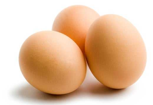 Experts recommend eating eggs if you have trouble focusing.