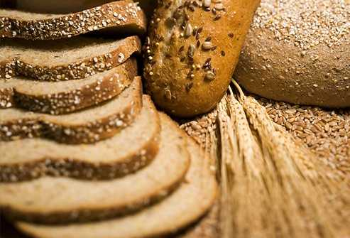 Not only are whole grains packed with cancer-fighting phyto-nutrients, they've also been shown to help insomnia.