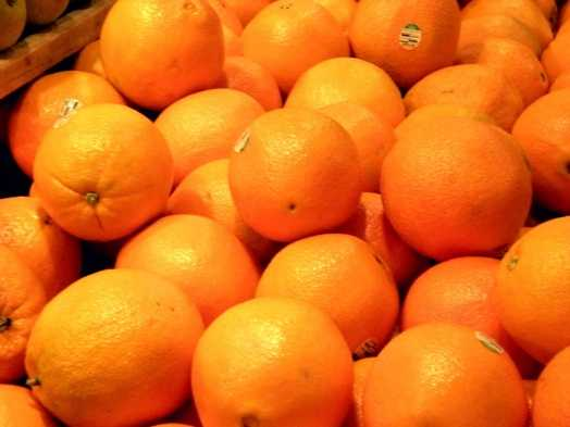 Vitamin C also helps promote the development of collagen, which keeps the skin supple and younger-looking.