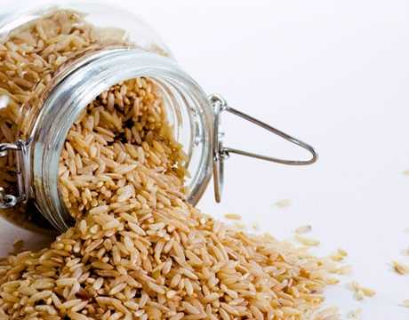 Whole grains work to regulate the chemical serotonin, which is involved in relaxation and helps promote sleep.