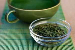 Studies say anything less than that and you'll only get 20% of the cancer-fighting catechins.