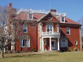 #23 Swampscott. The average property tax on a home in 2010 was $8,377