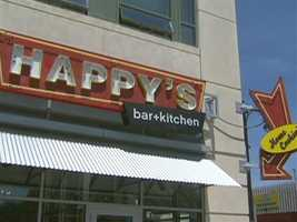 Welcome to Happy's Bar and Kitchen.