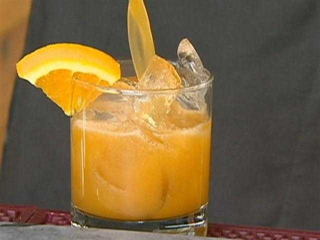 The creative cocktails at West Bridge are made with fresh-squeezed juices.