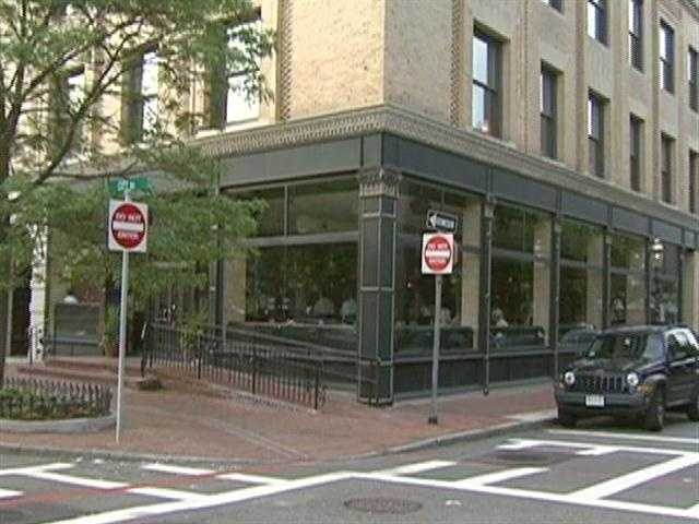 Welcome to the newly renovated Olive's restaurant in Charlestown.